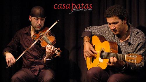Fernando García y Morito. Foto: Martín Guerrero