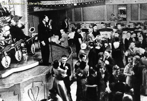 Dancing, Ritz Ballroom, 1930 (m06741)