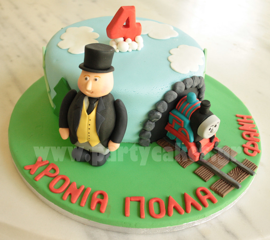 Images About Thomas The Tank Engine Cakes Cupcakes
