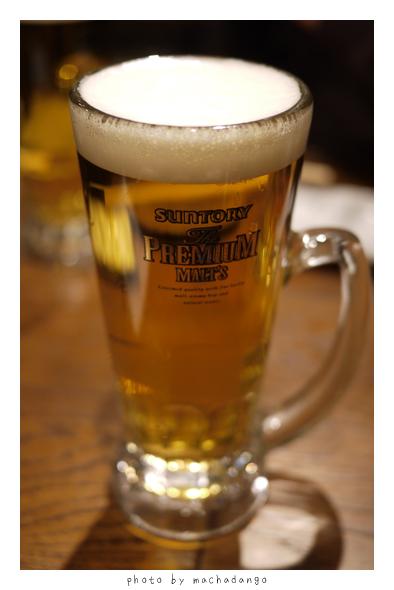 先來一杯冰啤酒