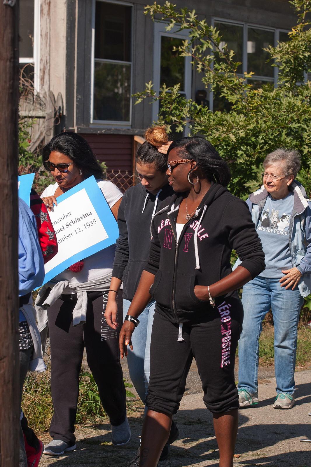 Springfield, MA Walk for Nonviolence - CNV 2016 (3)