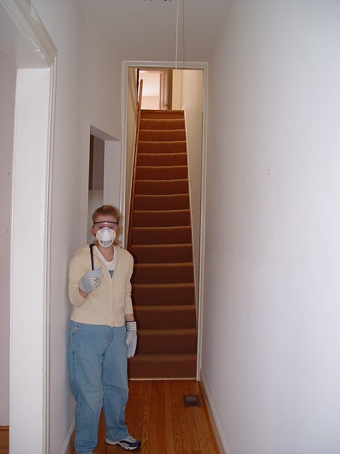 Ask Old Town Home How Should We Handle Our Old Stairs Old | Carpet Risers For Stairs | Hardwood Floors | Staircase Makeover | Hardwood | Open Riser | Stair Railing