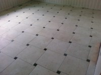 Tile Floor with a Pinwheel Pattern | Flickr - Photo Sharing!