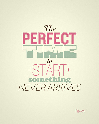 Daily Qoute - One by Folklore Design
