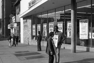 Meat Cutters Strike Betrayed 1973 photo 2