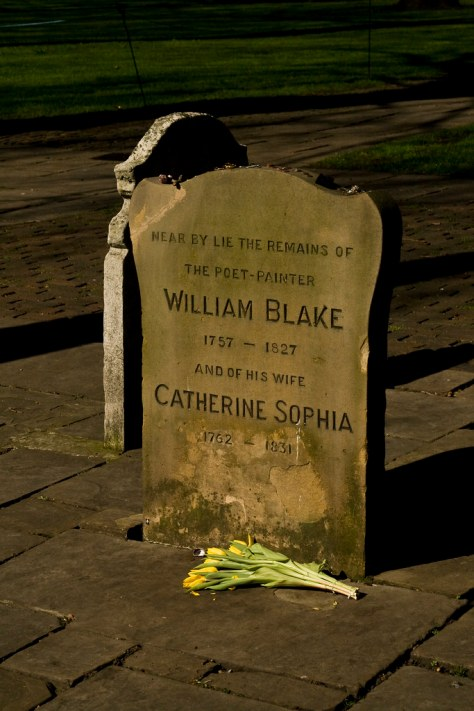 William Blake's Monument