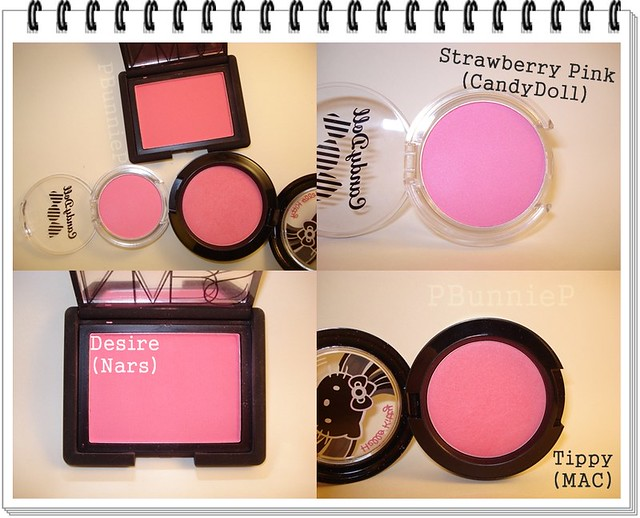 Candydoll-MAC-NARS compare
