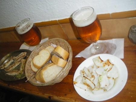 dove mangiare a Valencia Tasca Angel