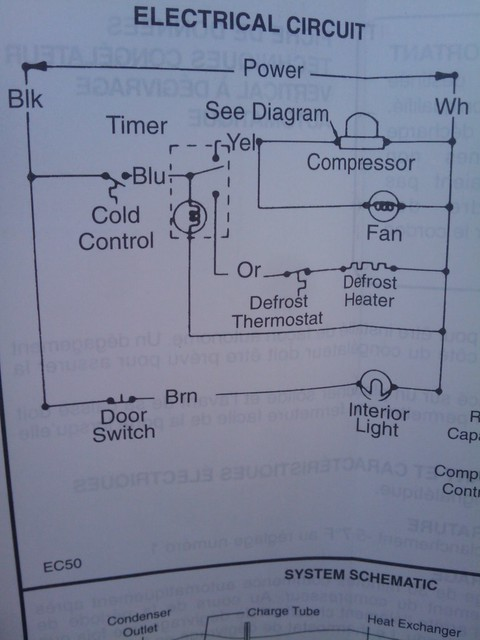 Refrigerator Wiring Diagram On Wiring Diagram For Kenmore Dishwasher