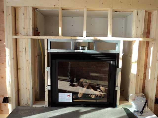 Jotul Gas Fireplace Installation NH  Flickr  Photo Sharing