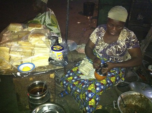 Loaf of Bread, Beans & A Piece of Meat 50 Naira - Isale Eko by Jujufilms