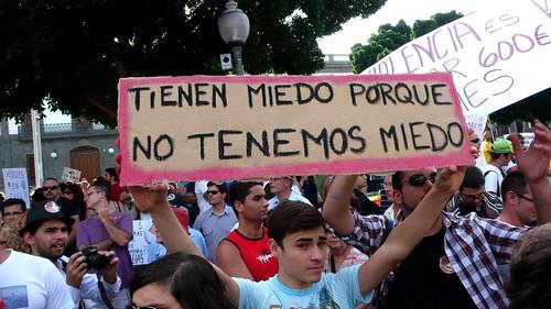 008.Manifestación #19j Tenerife