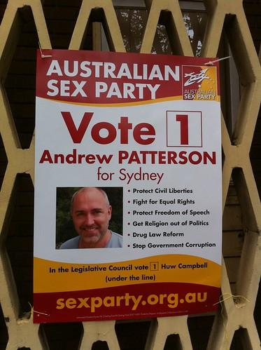 Australian Sex Party