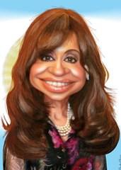 Prezident Cristina Kirchner