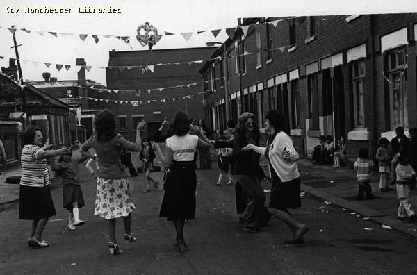 Dancing, Jubilee Celebrations, 1977