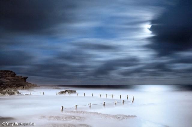Moon Light por Yuri Prokopenko