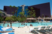 Voodoo Beach Pool Party Rio Hotel Las Vegas