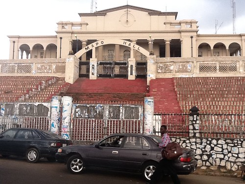 Mapo Hall Ibadan Oyo Sate Nigeria by Jujufilms