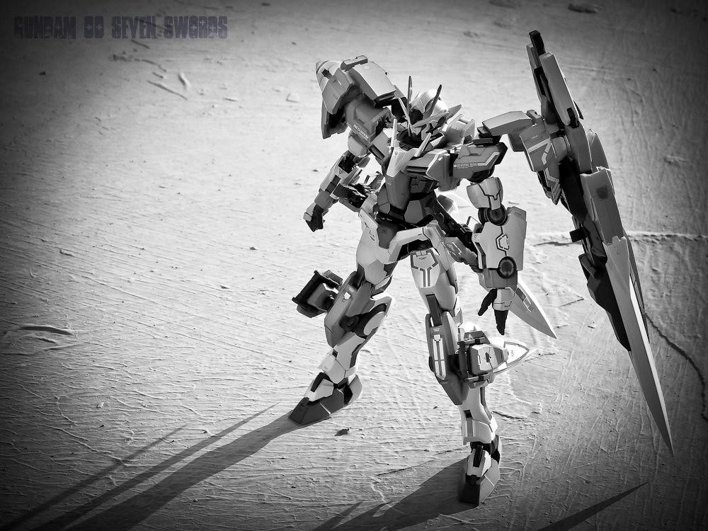 Metal Build 00 Gundam 7 Sword