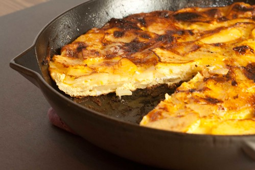 Tortilla Espanola (Spanish Omelet) (3 of 3)