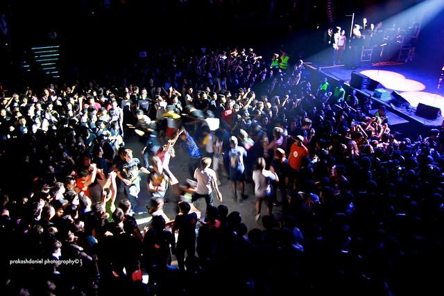 SUM 41 Live in Kuala Lumpur