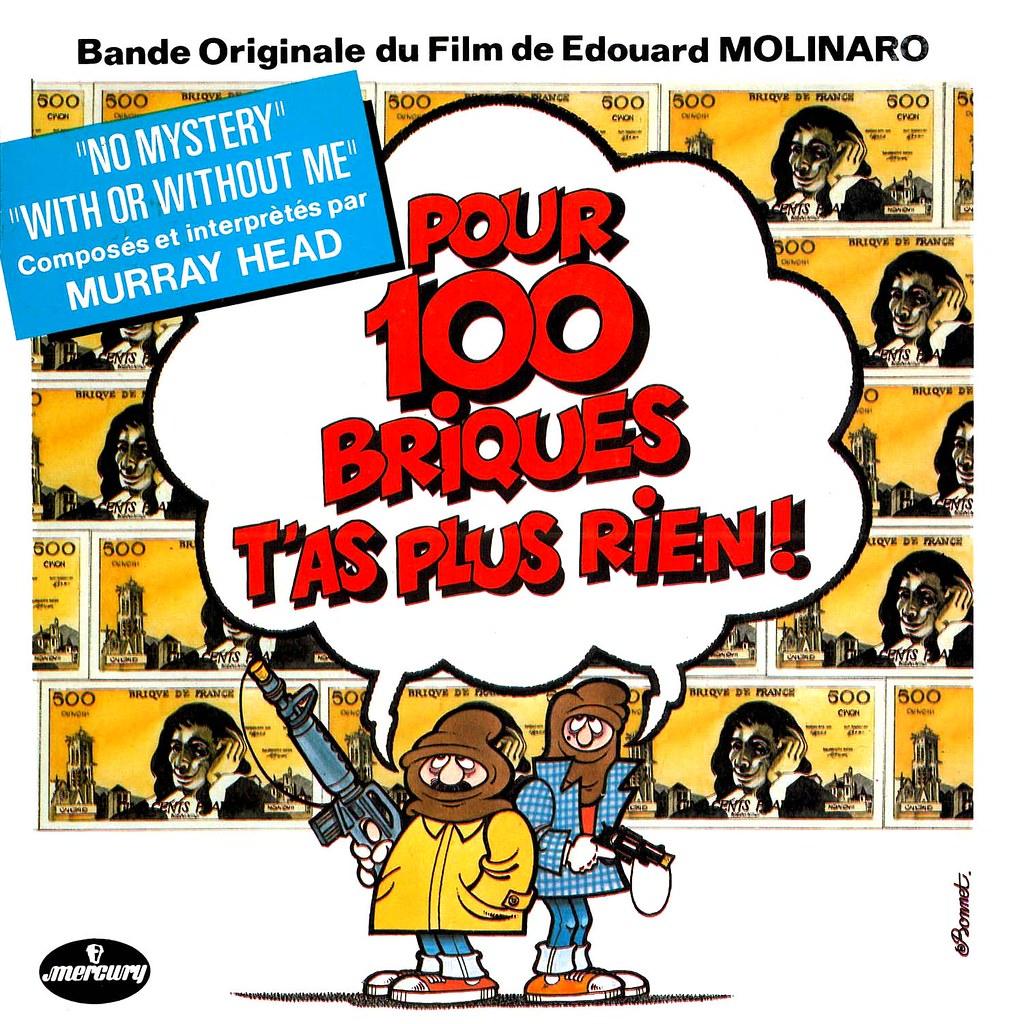 Murray Head - Pour 100 briques t'as plus rien