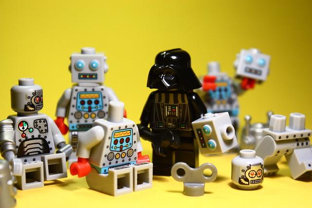 #7: Robot Repairman