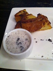 Cookies and Creme French Toast - Duo