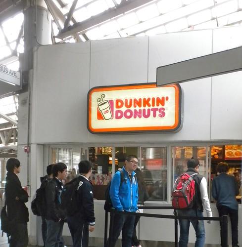 Dunkin' Donuts/Jenna Duncan