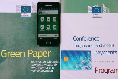 Conference Carte, internet et paiement mobile