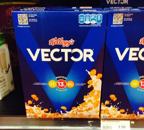 Kellogg's Vector Meal Replacement
