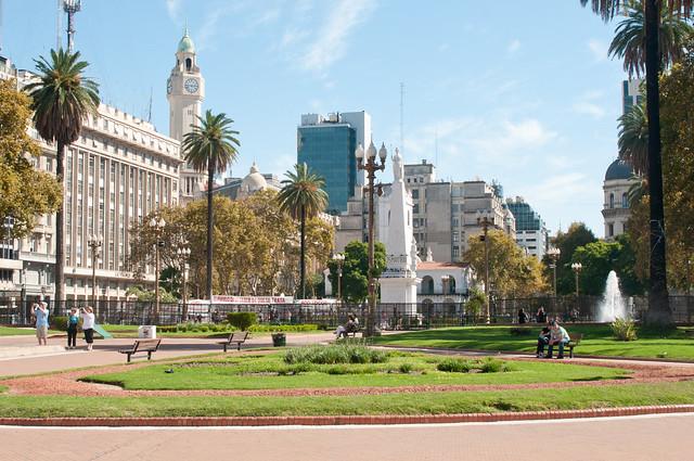 Cities in Argentina