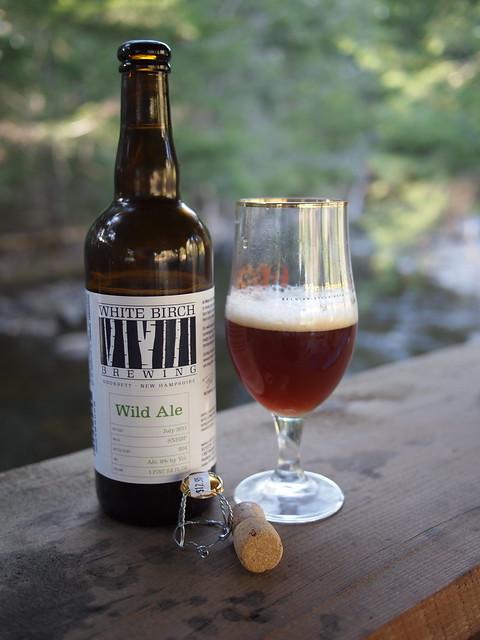 White Birch Wild Ale