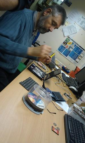 Blackpool LUG Meeting 21/04/2012