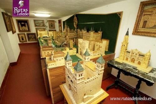 Maquetas de monumentos de Toledo que podemos visitar, en exclusiva.