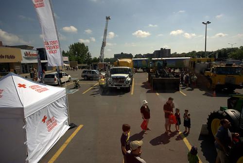 I see a firetruck!