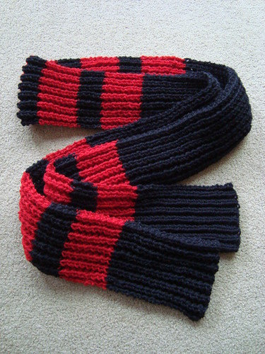 Paul's scarf - finished