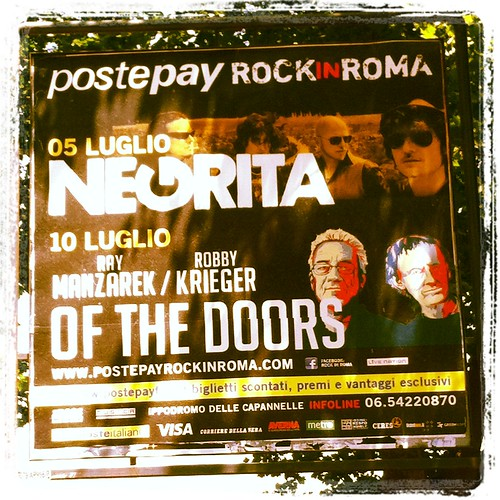 ROCK IN ROMA 2012 by cristiana.piraino