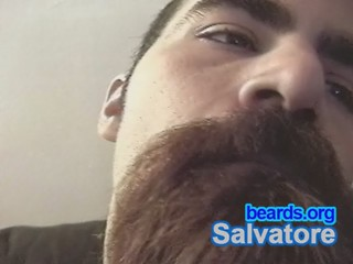 Salvatore: going goatee, part 10