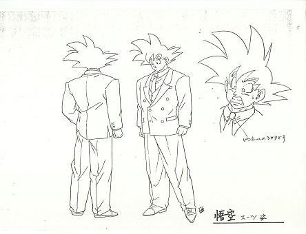 Goku Appears Music