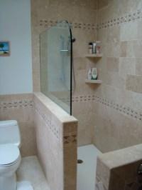 Copy of 2nd fl shower half wall | Flickr - Photo Sharing!