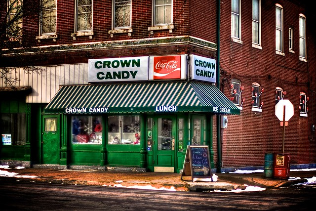 Crown Candy  Saint Louis  Flickr  Photo Sharing