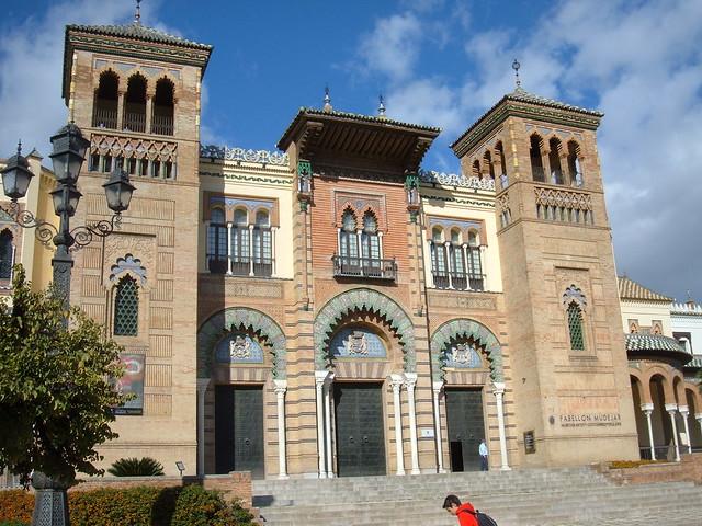 Pabellon Mudejar, Sevilla
