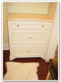 Custom Dresser in Walk-in Closet | Flickr - Photo Sharing!
