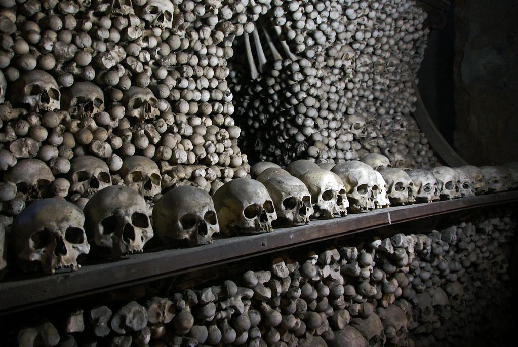 Sedlec Ossuary: The Bone Cathedral