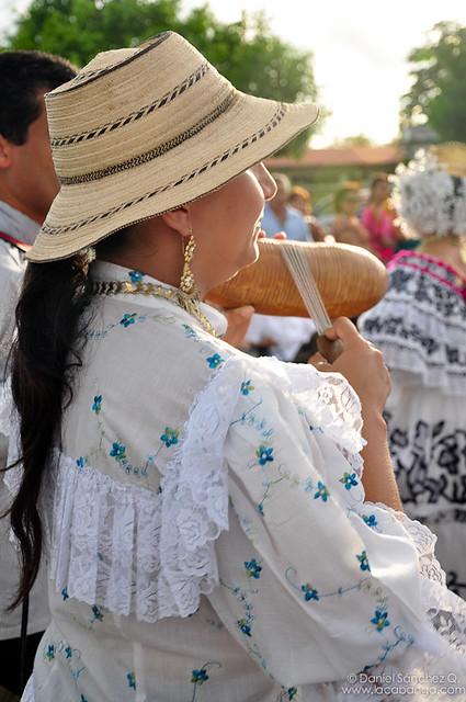 Sombrero y música