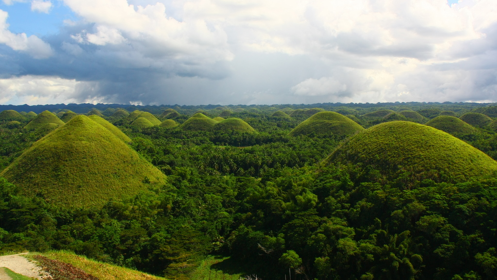 Chocolate Hills in Carmen