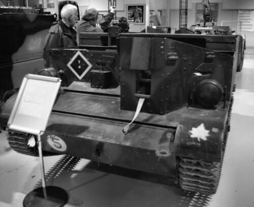 WWII- bren gun carrier IMGP8552 by gnawledge wurker
