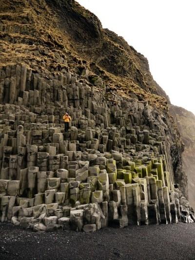 8 paisajes con columnas basálticas que no parecen ...