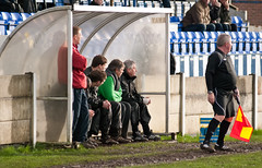 Chertsey Town FC vs Banstead Athletic by Chris Turner Photography CC Flickr